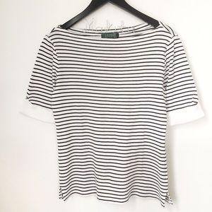 🛍Ralph Lauren Striped Shirt